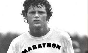 Terry Fox - the Marathon of Hope